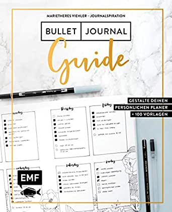 Journalspiration Bullet Journal Guide Gestalte Deinen