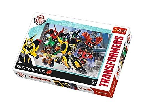Trefl 16307 - Puzzle Transformers team 100 Teile (Teil Transformer)