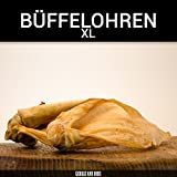 Büffelohren XL - ca. 35-60g 100Stk. von George and Bobs