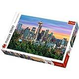 Trefl TRF26135 - Puzzle Space Needle Seattle USA immagine