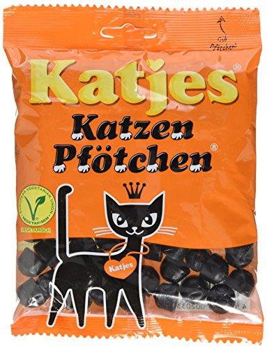 Preisvergleich Produktbild Katjes Katzenpfötchen,  20er Pack (20x 200 g Beutel)
