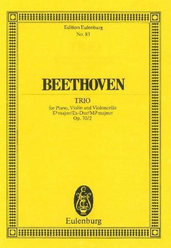 Trio Op. 70 N. 2 Mi B. Poche