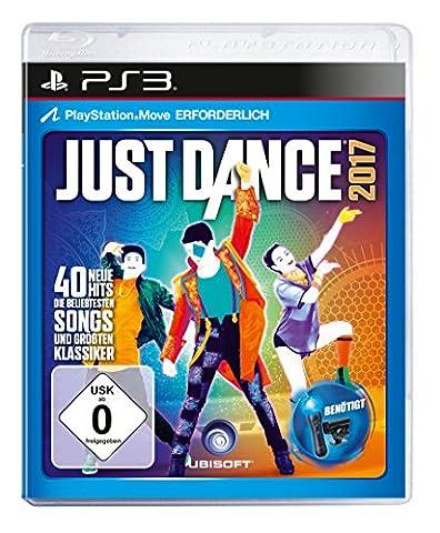 Ubisoft PS3 Just Dance 2017