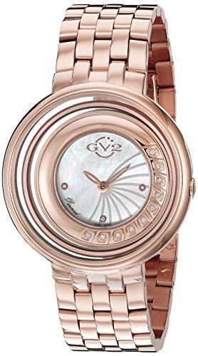 Gevril Reloj con movimiento cuarzo suizo Woman Vittorio 36 mm