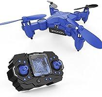 DROCON Drone 901H Mini Pocket Helicoptère télécommandé Caméra Mode sans Tête Altitude Hold Mode Quadcopter à Bras Pliable 3D FLIPS ET ROLLS