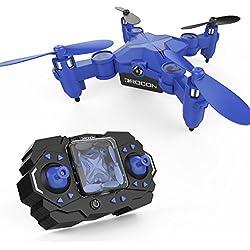 El Mini Drone giratorio DROCON Scouter para niños
