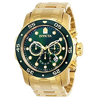 Invicta Analog Green Dial Men's Watch – 75