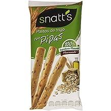 SnattS Palitos de Trigo Con Pipas - 62 g