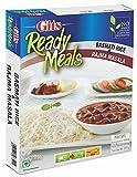 Gits - Ready Meals - Rajma masala con arroz basmati - Curri de alubias rojas - 375 g