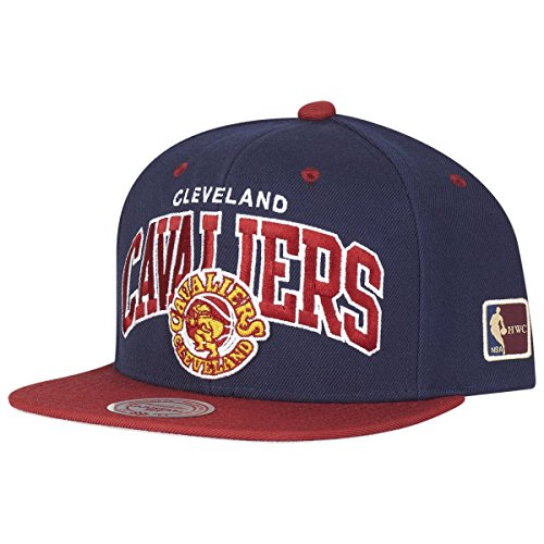 Mitchell & Ness Snapback Cap - HWC Cleveland Cavaliers navy