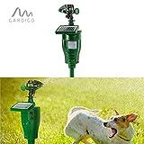 Gardigo Solar-Wasser-Tiervertreiber, Reiherschreck, Vogelscheuche, Hunde-Katzen-Tierschreck - 8