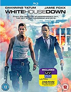 White House Down [Blu-ray] [2013] [Region Free]