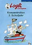 Konzentration 3. Schuljahr (Logli-Lernspiele)