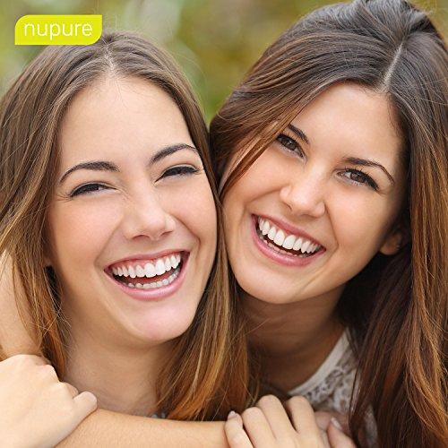 Nupure Probident - Bakterienkulturen für die Mundflora, Lutschtabletten mit Zitronengeschmack, Frischer Atem gegen Mundgeruch. Mundhygiene ohne Mundspülung, Mundwasser, Munddusche und Zungenreiniger - 5