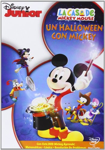 La Casa de Mickey Mouse 4: Halloween Con Mickey [Spanien Import] (Mickey Halloween-film)