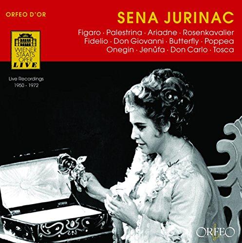 Sena Jurinac sings Mozart, Strauss & Puccini