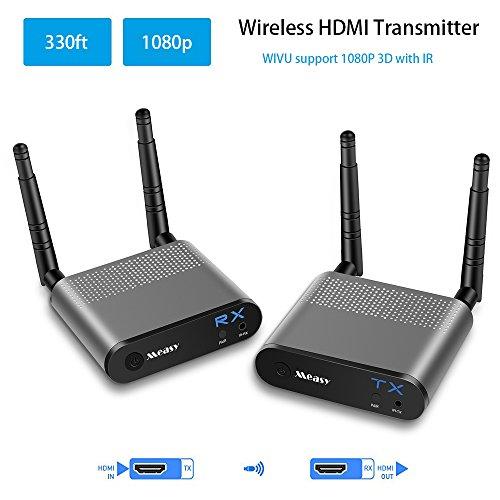MEASY - Trasmettitore e ricevitore HDMI wireless fino a 100 m