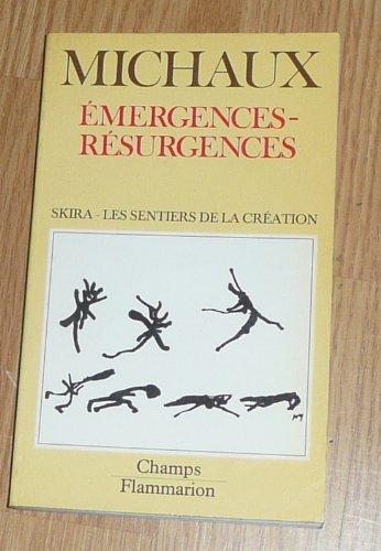 Emergences-résurgences
