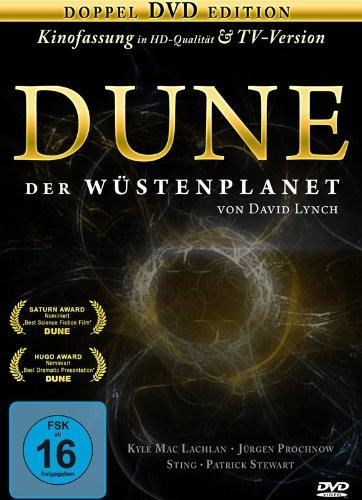 Bild von Dune - Der Wüstenplanet in HD- Qualität [2 DVDs]