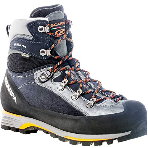 Scarpa Manta Pro GTX 47 BLUE Mid Gtx Backpacking Boot