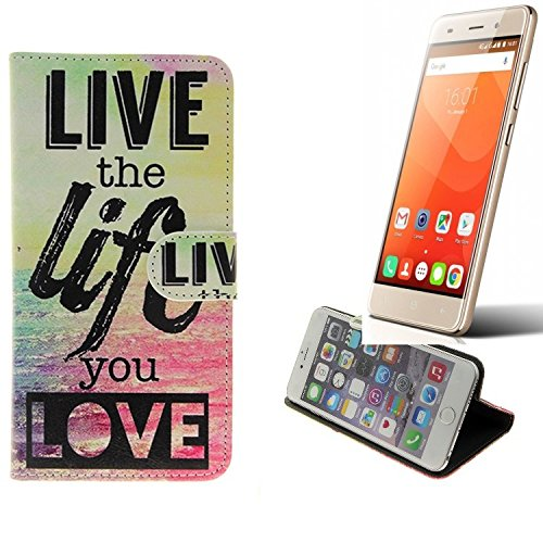 case-360-cover-pour-smartphone-haier-leisure-l56-live-the-life-you-love-fonction-stand-wallet-bookst