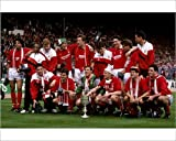Photographic Print of Soccer - Littlewoods Cup - Final - Nottingham Forest v Luton Town