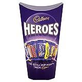 Cadbury Heroes Chocolate Box, 323g (Pack of 6)