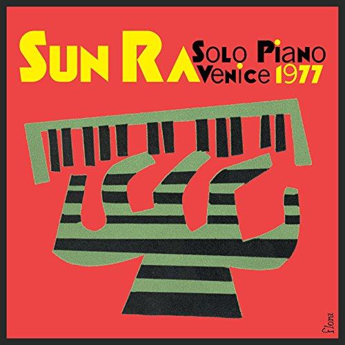 Friendly Galaxy/Spontaneous - Sun-ra-piano-solo