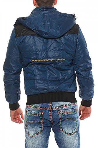 CIPO & BAXX - Jacke Parka Mantel 10 Modelle - Herren 7313-blue