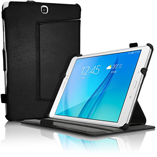 igadgitz U3797 Premium PU Ledertasche Hülle Cover für Samsung Galaxy Tab A 9.7