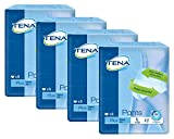 Tena Pants Plus Inkontinenz Hosen für mittlere bis starke Blasenschwäche extra saugstarke Einweghosen für mehr Komfort und Diskretion plus Schutz vor Gerüchen, 4er Pack (4 x 8 Stück)