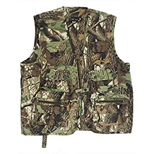 51rJTxxr1VL. SS300  - Mil-Tec Hunting and Fisherman's Vest Hunting Camo