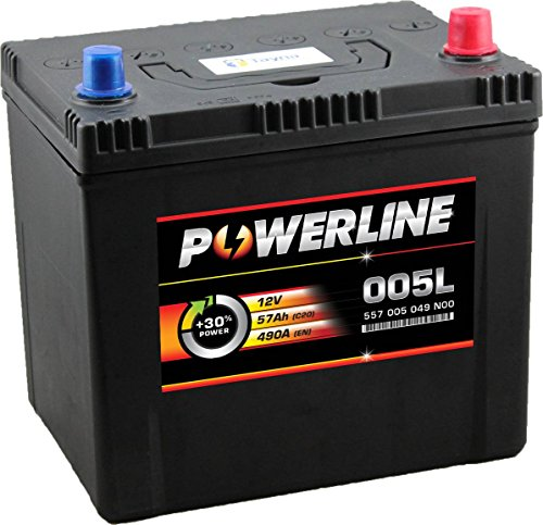 Preisvergleich Produktbild 005L Powerline Autobatterie 12V