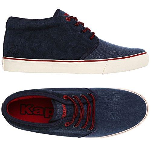Sneakers - Anvel NAVY BLUE-RED