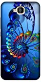 Fashionury Honor HOLY 2 Plus Premium Designer Printed Soft Back Case Cover with Famous Designs - P059
