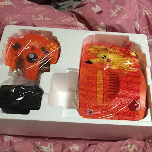 ピカチュウNINTENDO64 オレンジ&イエロー【メーカー生産終了】