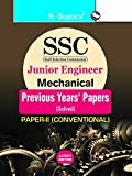 SSC: Junior Engineer Exam Mechanical (Paper-II : Conventional) : Previous Years' Papers