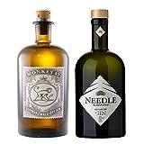 Monkey 47 Gin (0,5l) + Needle Gin (0,5l) - Zwei Gin´s aus dem Schwarzwald