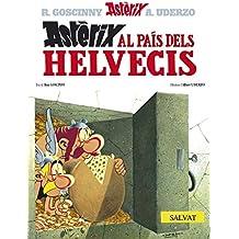 Astèrix al país dels helvecis (Català - Salvat - Comic - Astèrix)