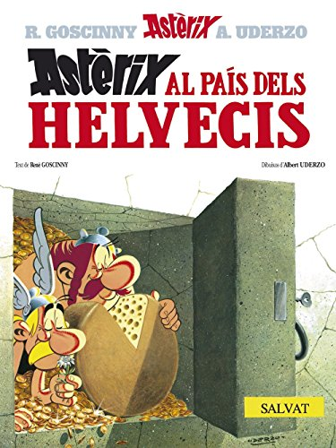 Asterix al pais dels Helvecis / Asterix in Switzerland