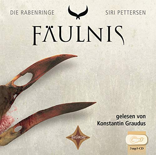 Die Rabenringe II - Fäulnis: Gelesen von Konstantin Graudus, 3 mp3-CD, Laufzeit ca. 18 Stunden