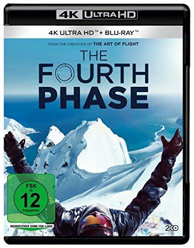 The Fourth Phase [4K Ultra HD + Blu-ray] [2 Blu-rays] Red Pat 4