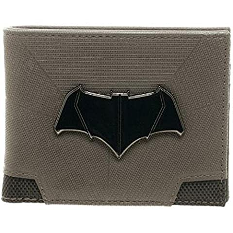 Wallet - Batman v Superman - Dawn of Justice Suit Up Bi-Fold Boxed mw3yyqdoj by DC Comics