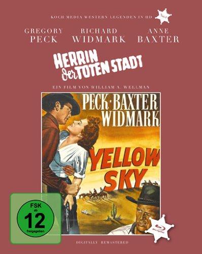 Herrin der toten Stadt - Western Legenden No. 7 [Blu-ray] -
