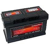 Orbis 12V 80Ah 58040 StartPower KFZ Batterie Starterbatterie - einsatzbereit