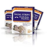 #3: THINK3™ IMPORTED BETTER BREATH NASAL STRIPS PACK OF 30 LARGE SIZE(INDIANS NOSE SUITED SIZE)