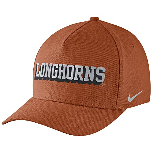 Nike Texas Longhorns Dri-Fit DNA Verbiage Flex-Fit Hat