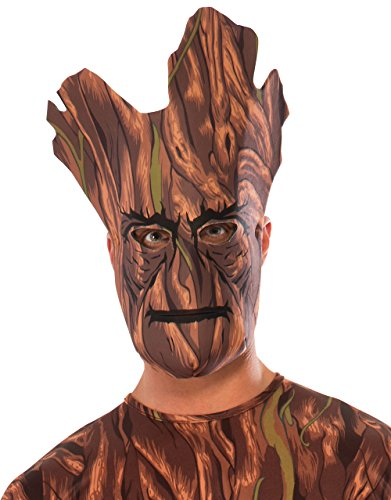 Groot Stoff Maske, Kinder Guardians Of The Galaxy Kostüm (Kinder Kostüme Groot Für)