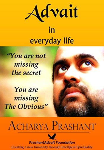 Advait in Everyday Life (English Edition)