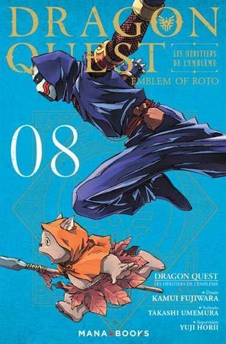 Dragon Quest - Les Héritiers de l'Emblème Edition simple Tome 8
